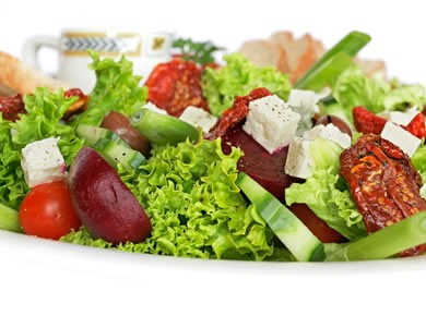 SaladsAll salads contain Fresh Lettuce and Vegetables
